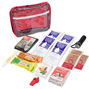 Emergency Zone Children's Personal Compact Survival Kit