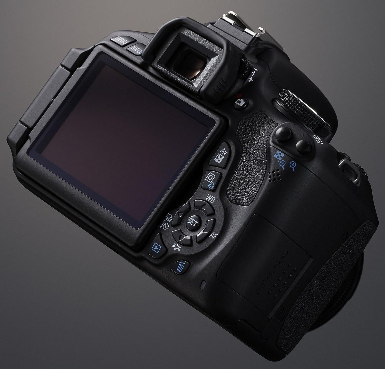 Canon Eos Kiss X5 Digital Slr Camera 18 55 Lens Kit Nikon D3300 55mm Vr Hitam International Version No Warranty Photo
