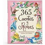 365 Cuentos y Rimas (Spanish Edition)