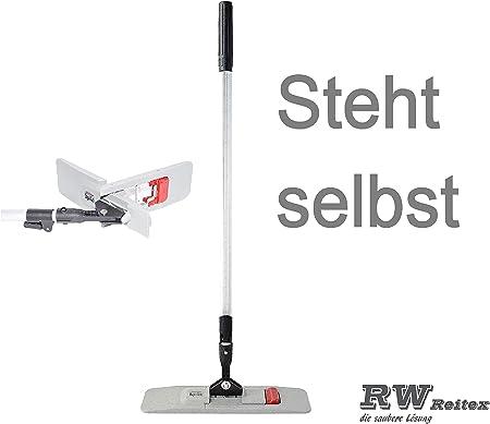 Sprintus Magic Click Bodenwischer Klapphalter 50 cm mit Aufrecht-Stehfunktion