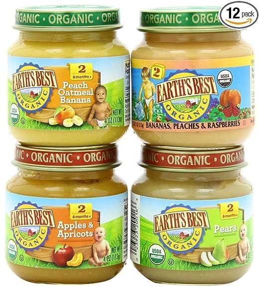 Best Infant Food Pouches