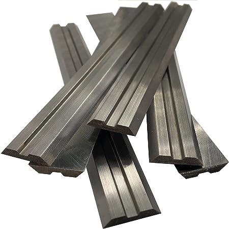 /Juego de 2/cuchillas sistema centrolock 130/x 16/x 3/mm m/ás alta calidad HSS entrega r/ápida Weinig cuchilla de repuesto para cepilladora/