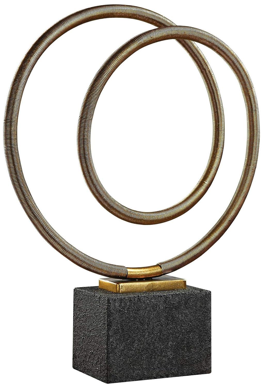 最終値下げ 21.25 in B071YK6YSJ 21.25。Sculpture inメタリックゴールド in。Sculpture B071YK6YSJ, カンオンジシ:8e0091c9 --- mrplusfm.net