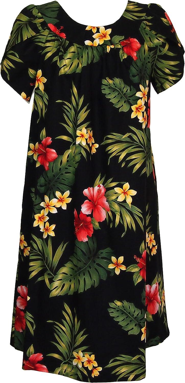 4f04957fe9b RJC Women s Tropical Summer Hibiscus Muumuu Dress at Amazon Women s Clothing  store