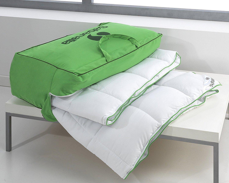 Sabanalia - Edredón nórdico, fibra 300 g Xtreme (varios tamaños disponibles), cama