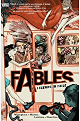 Fables Vol. 1: Legends in Exile (Fables (Graphic Novels)) Kindle Edition