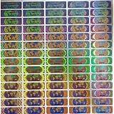 700 Hologram Tamper Evident Stickers. Warranty Void if Removed. Individual Serial Numbers. Tamper Evident Labels. Destroyed U
