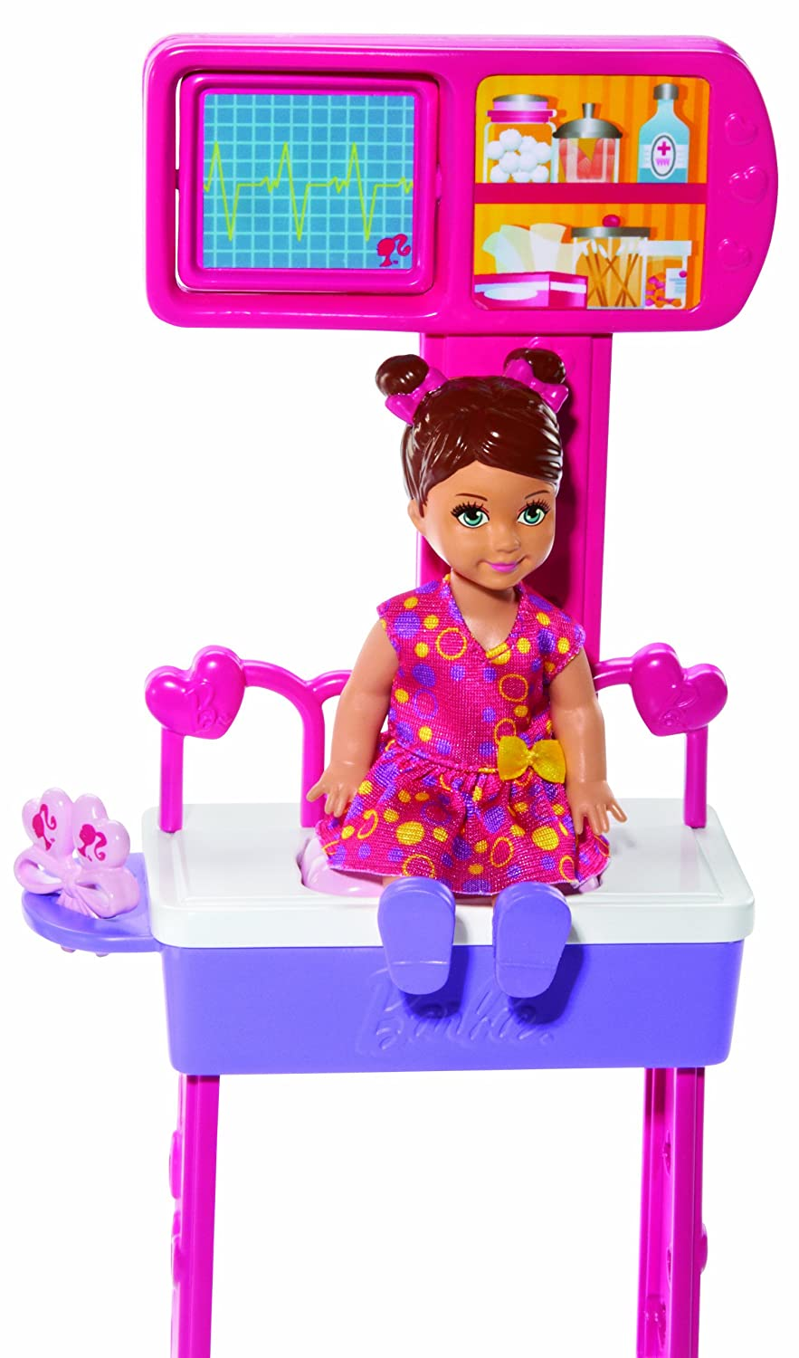 Barbie Barbie Barbie CKN67 - I Can Be Playset Dottoressa 33a349
