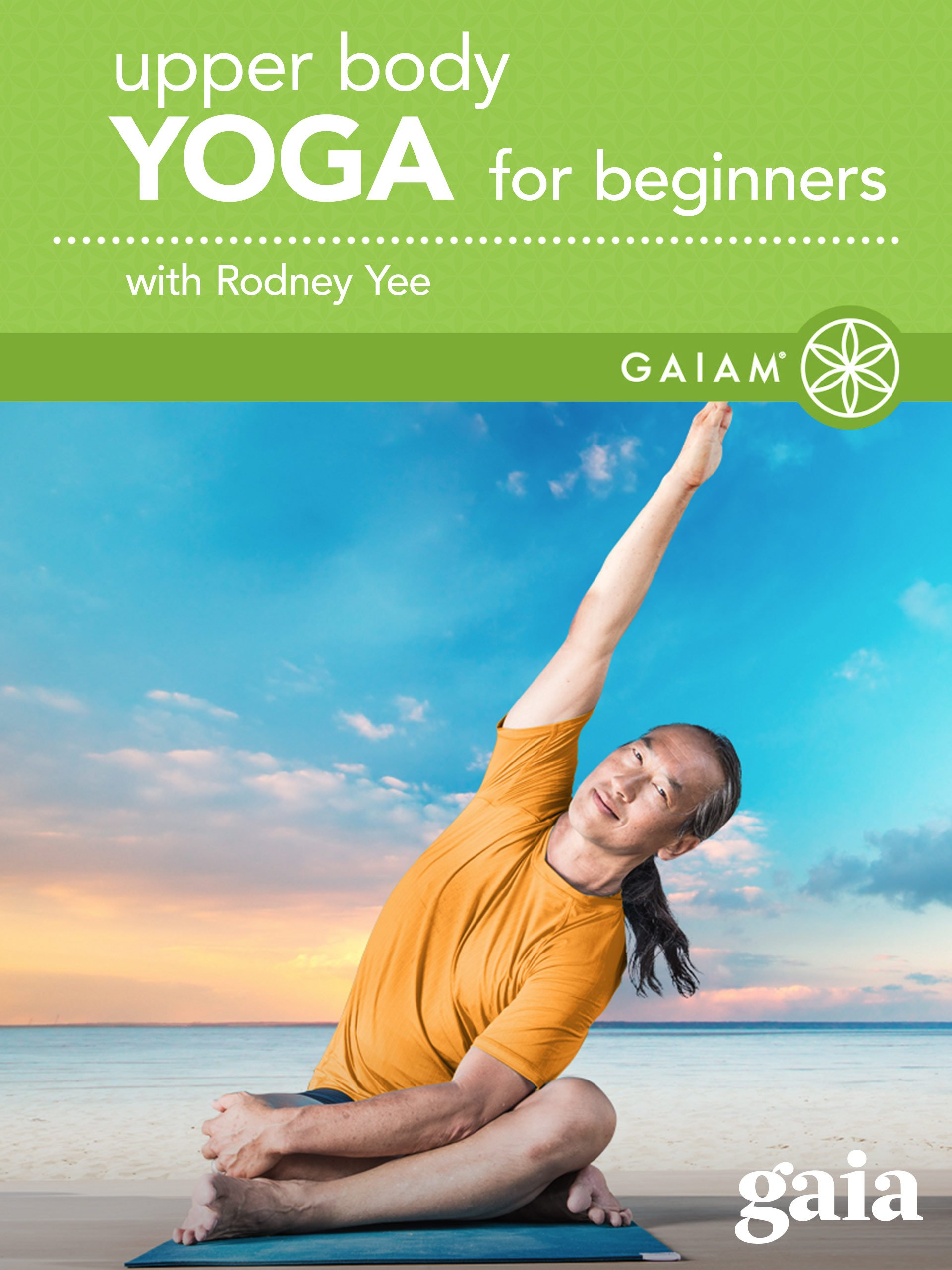 Amazon.com: Upper Body Yoga For Beginners: Rodney Yee, Ted ...