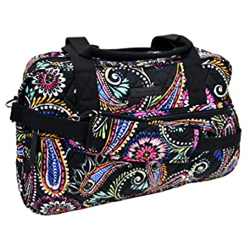 Image Unavailable. Image not available for. Color  Vera Bradley Compact Traveler  Bag (Bandana Swirl) 8fc6fa5095