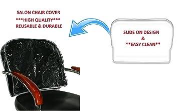Belmont de peluquería Funda para respaldo de silla (esquinas ...