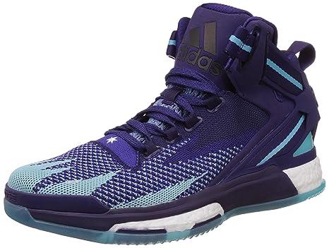 adidas Derrick Rose 6 Boost Prim eknit Zapatillas de Baloncesto ...