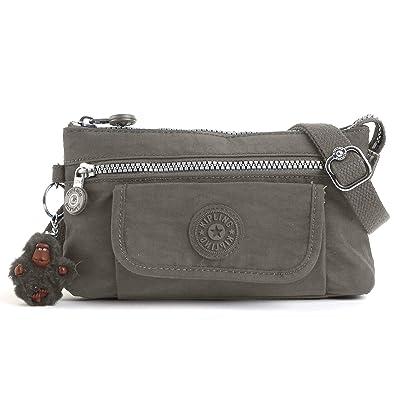a590246c1e Kipling Alwyn Crossbody Bag One Size Dusty Grey: Handbags: Amazon.com