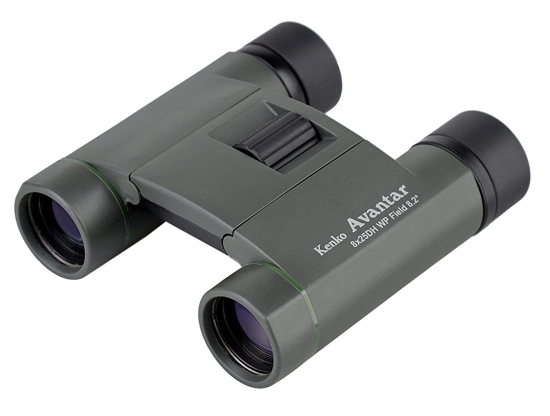 Kenko 双眼鏡 Avantar 8×25 DH WP 8倍 25口径 ダハプリズム式 2軸式 AVT-0825DW B01GJ97MVU  8×25