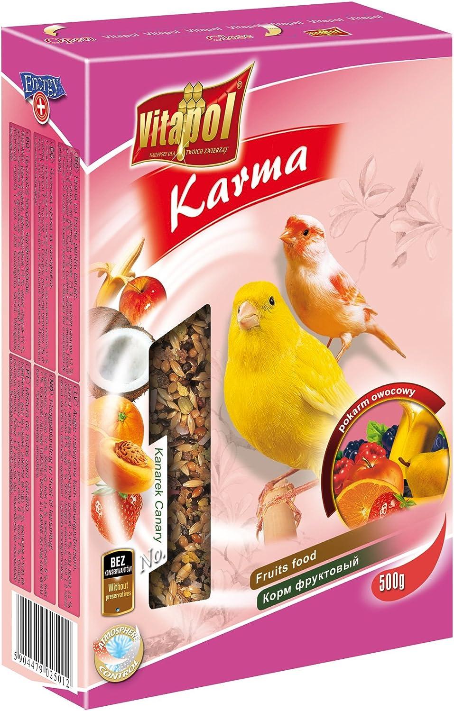 Vitapol - Frutero para canarias, 500 g: Amazon.es: Productos ...
