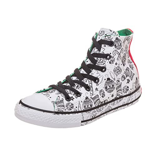 bfea74fdf1dd Image Unavailable. Image not available for. Color  Converse Kids Chuck  Taylor All Star Holiday Coloring Book - Hi Little Kid Big Kid