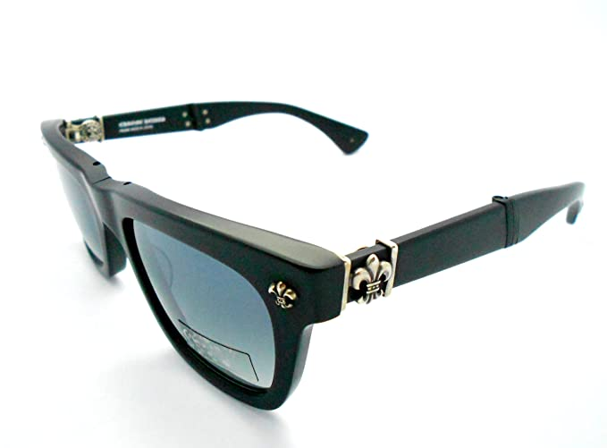 580b20aa9e30 Image Unavailable. Image not available for. Colour  Chrome Hearts Zombie  Germs Unisex Folding Sunglasses