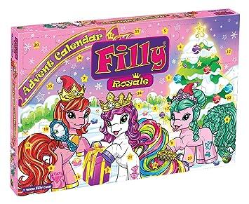 dracco advent calendar filly amazon co uk toys games