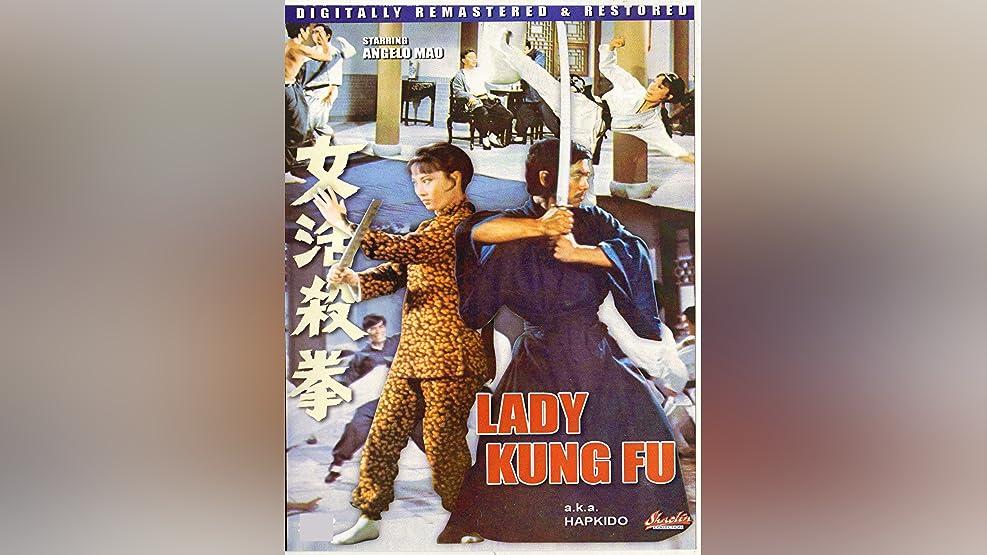 Hapkido Lady