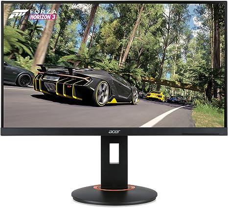 "Acer XFA240 BMJDPR 24/"" Full HD 1920x1080 144Hz 1ms AMD FreeSync Built-in Speaker"