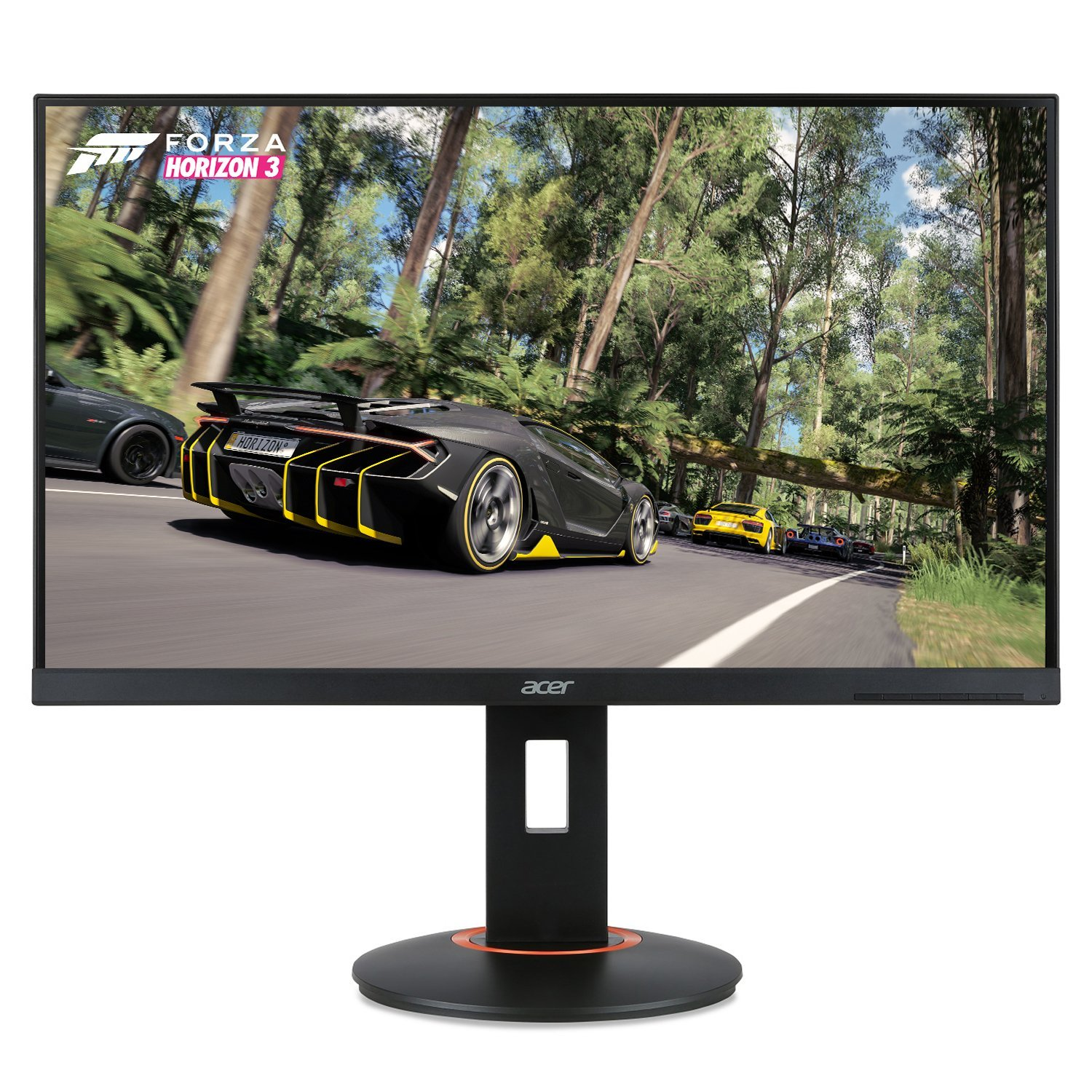 Acer XFA240 bmjdpr 24' Gaming G-SYNC Compatible Monitor 1920 x 1080, 144hz Refresh Rate, 1ms Response Time with Height, Pivot, Swivel & Tilt