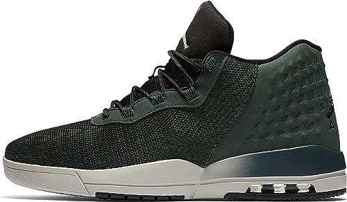 Nike Mens Jordan Academy Green Trainers