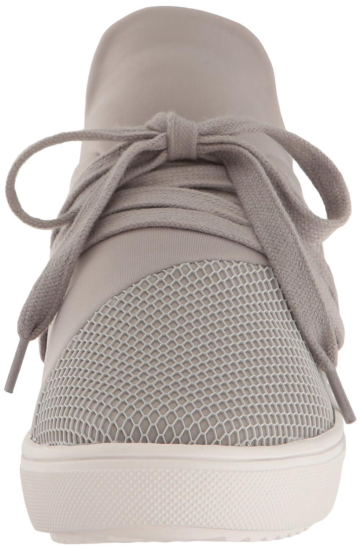 Steve Sneaker Madden Women's Lancer Fashion Sneaker Steve B06XHTJB2V 8.5 B(M) US|Grey d0ade0
