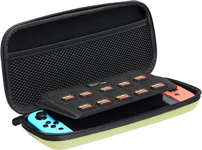 AmazonBasics - Funda de transporte para Nintendo Switch, color ...