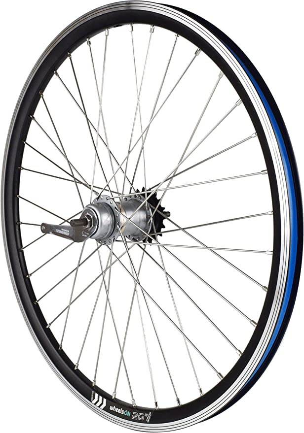 26 inch wheelsON Rear Wheel Shimano Nexus 7 Sapim Stainless Steel E Bike Sapim