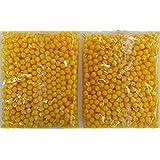 Something4u 2200 Pcs 6 MM Plastic BB Bullets for Toy Guns & Air Gun | | Yellow Or Green Colour