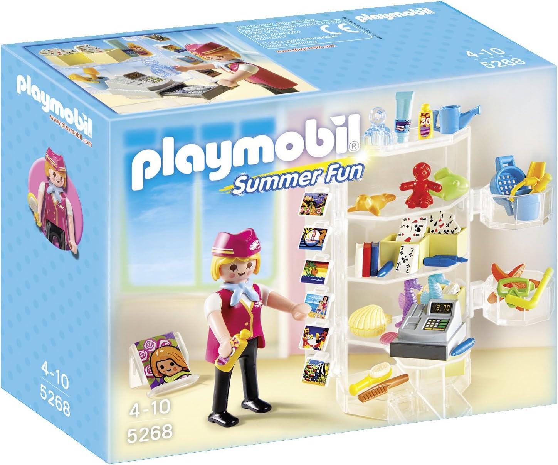 PLAYMOBIL - Tienda del Hotel, Set de Juego (5268): Amazon.es: Juguetes y juegos
