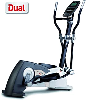 BH Fitness - Bicicleta elíptica Brazil Dual