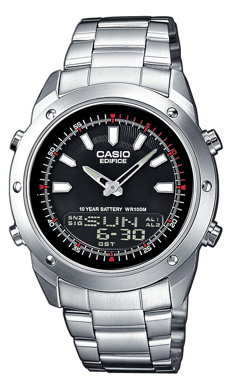 00fcaef6695f Casio Edifice Men s Watch EFA-118D-1AVEF  Amazon.co.uk  Watches