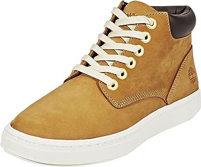 Timberland Londyn Chukka Shoes Women Wheat Nubuck Schuhgröße US 11 7BO4REYbn