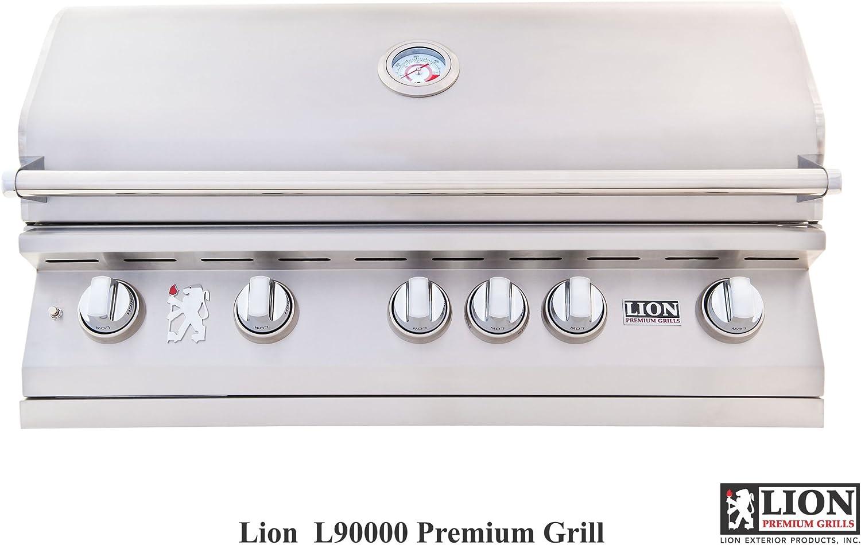 best built in gas grills