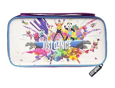 Just Dance 2019 Funda Estuche Dura Y Rigida Para Consola Nintendo