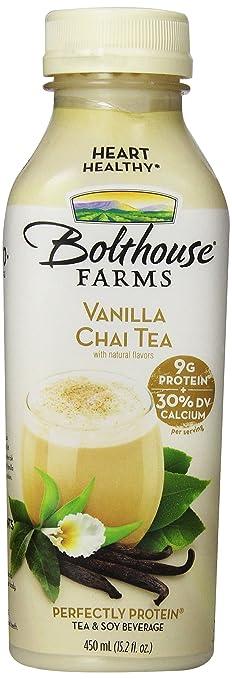 Vanilla chai tea health benefits