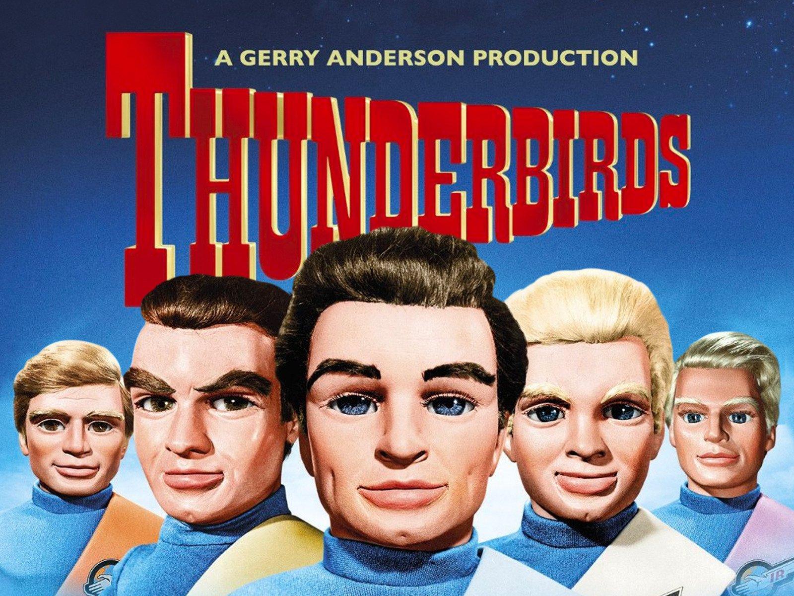 thunderbirds 1965 tv series