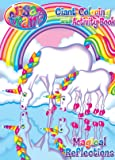 Lisa Frank Coloring & Activity Book - Magical Reflections