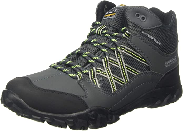 Regatta Womens Edgepoint Waterproof Fabric Walking Boots