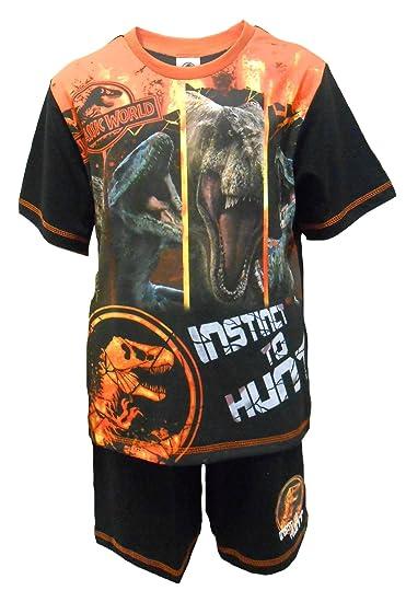 TDP Textiles Jurassic World Hunt Pijama shortie niño 4-5 años