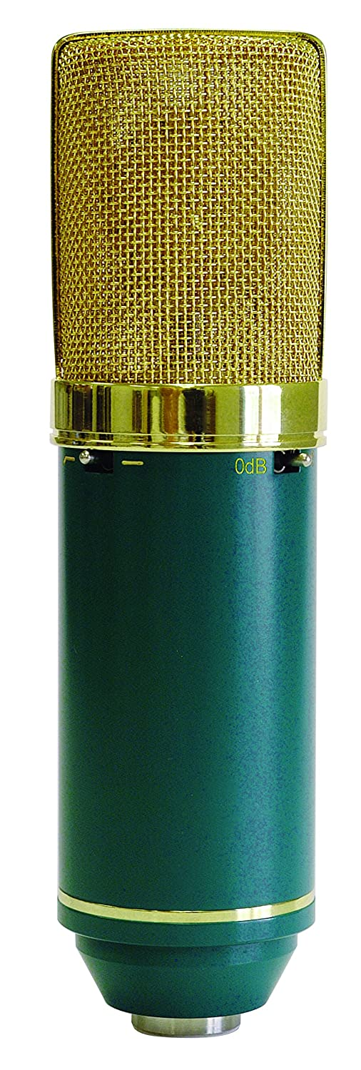 and Windscreen MXL V67i Tube Dual Diaphragm Tube Condenser Microphone with High-Isolation Shockmount Mogami XLR Cable
