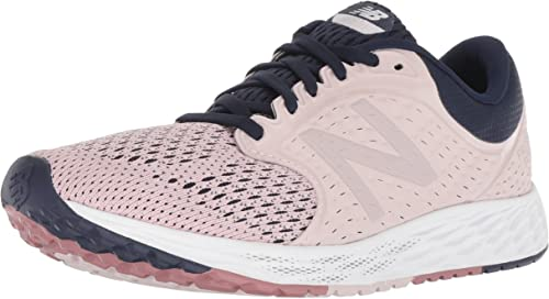 New Balance Damen Fresh Foam Zante V4 Neutral Laufschuhe, Rose, 40.5 EU