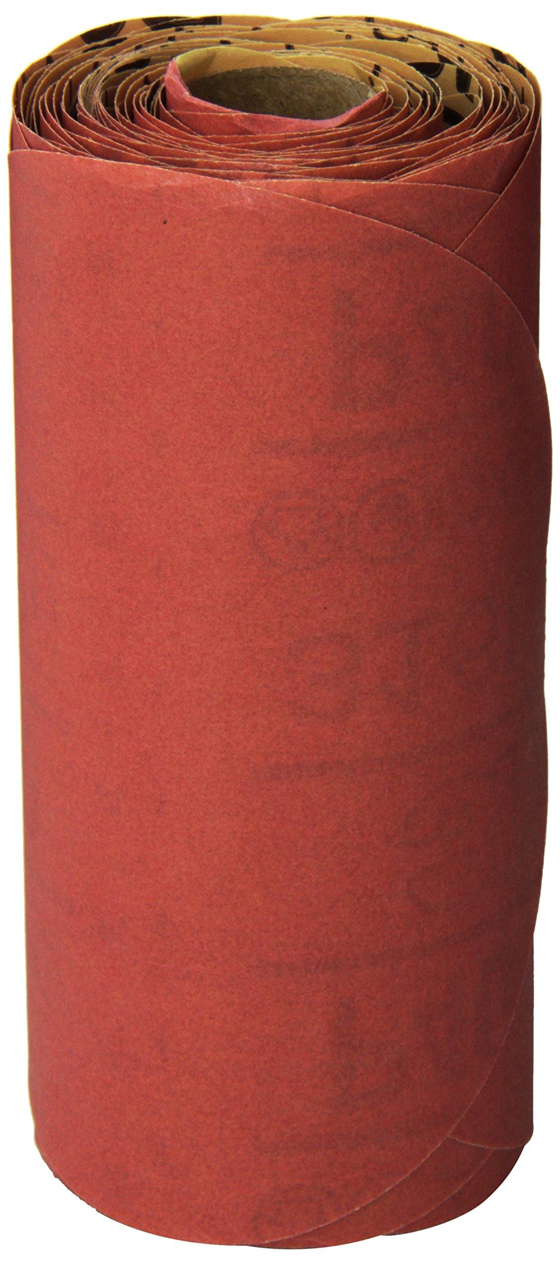 3M 01108 Stikit Red 6'' P400 Grit Abrasive Disc by 3M