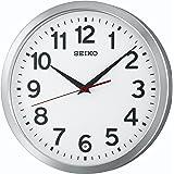 セイコー クロック 掛け時計 電波 アナログ 金属枠 KX227S SEIKO