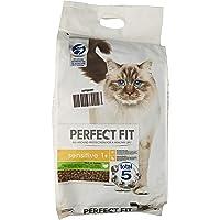 Perfect Fit Kattenvoer Sensitive Adult 1+ Indoor, Kalkoen Smaal, 1 Zak (1 x 7 kg)