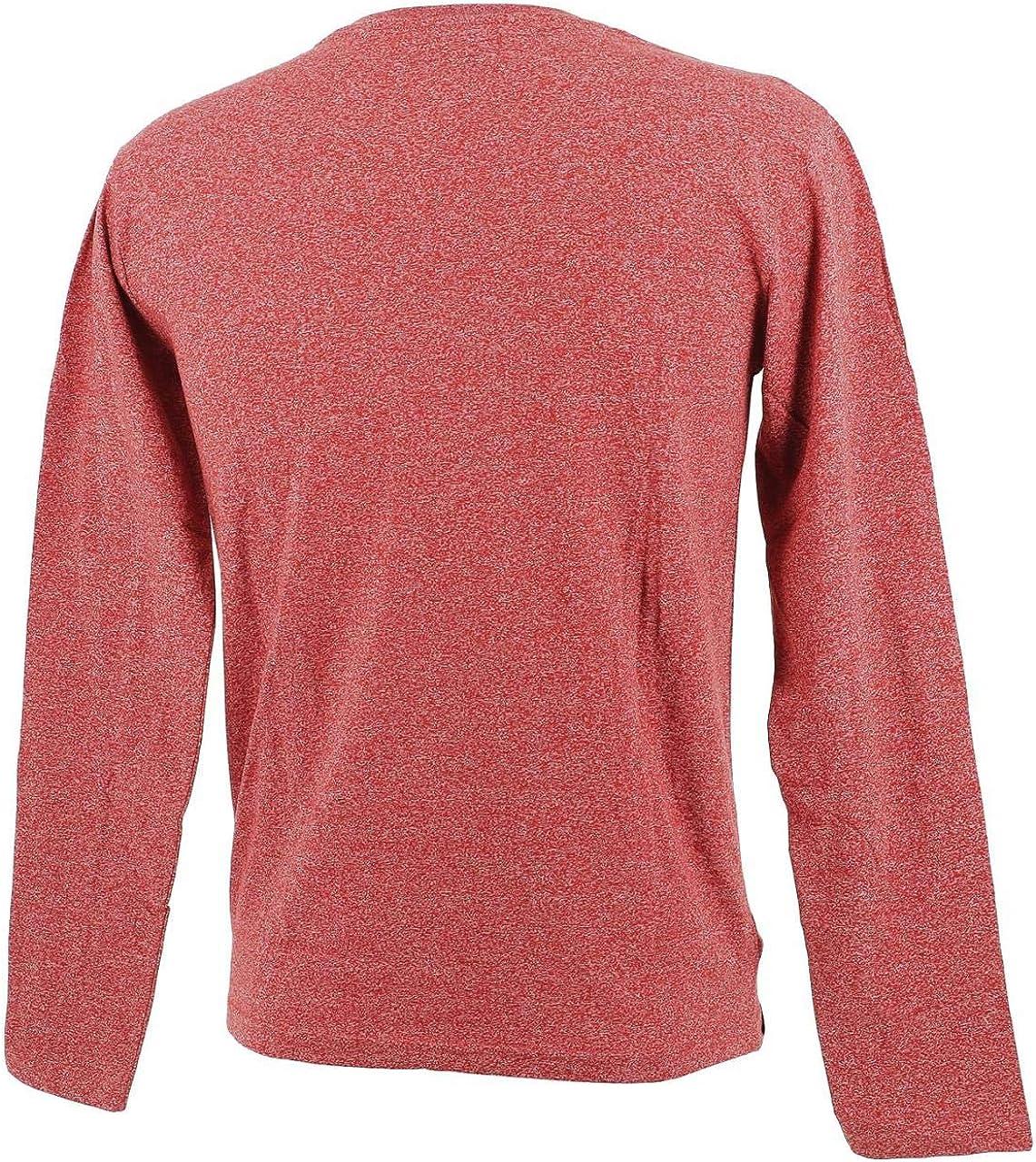 Tee Shirt Manches Longues Kaporal 5 Mower Burnt Mel ML Tee jr