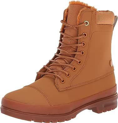 DC Shoes Amnesti WNT, Botas de Combate Mujer