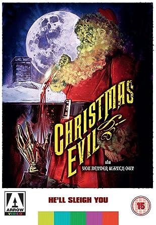 Christmas Evil 1980.Christmas Evil Dvd 1980 Amazon Co Uk Lewis Jackson