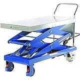 Amazon Com Jet Slt 1100 Jumbo Scissor Lift Table Home